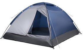 Палатка Trek Planet Lite Dome 4 blue/grey
